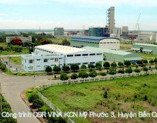 Công Ty DSR VINA- Công Trình Dự Án Ống Thoát Nước