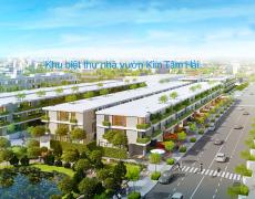 Khu biệt thự nhà vườn Kim Tâm Hải – Dự án ống thoát nước